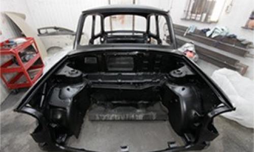 Renowacja pojazdów zabytkowych